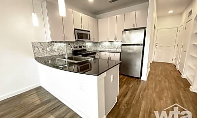 Kitchen, 127 E Riverside Dr, 1