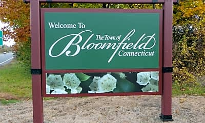 Community Signage, Lavender Field Apartments, 2