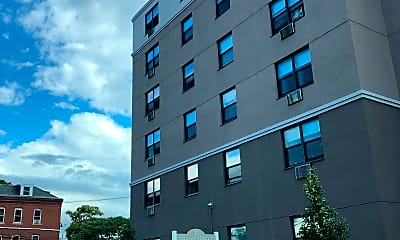 Pierce Manor Apartments, 1