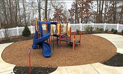 Playground, Renaissance Village, 1