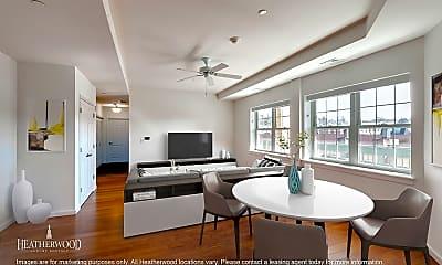 Gerard Street Apartments, 1