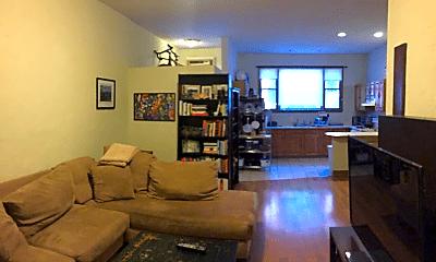 Living Room, 264 Shawmut Ave, 1