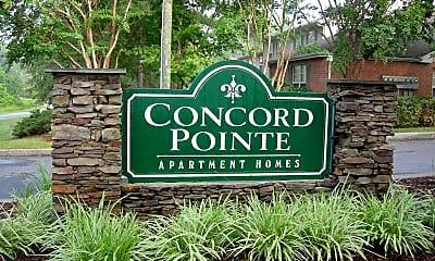 Community Signage, Concord Pointe, 0