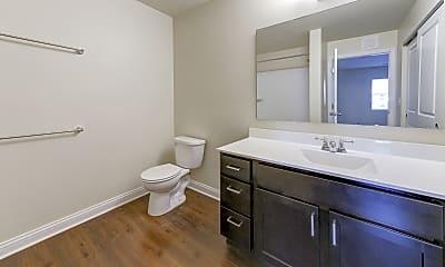 Bathroom, Trailside Flats, 2