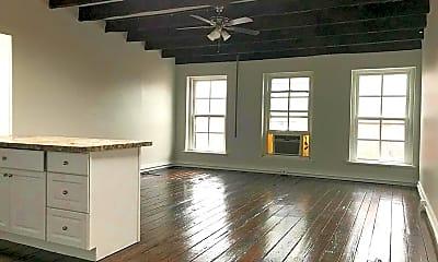 Living Room, 160 N 3rd St 162-3R, 2