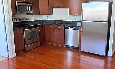 Kitchen, 155 Potomac Passage 806, 1