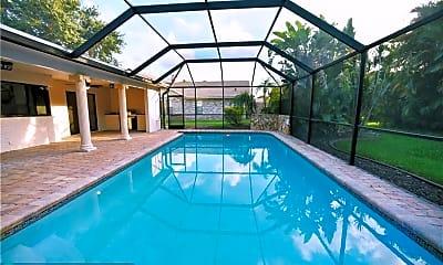 Pool, 11159 NW 10th Pl, 2