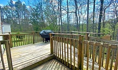 Patio / Deck, 2077 Patterson Park Pl, 2
