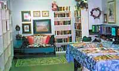 Living Room, 3705 S George Mason Dr 617S, 2