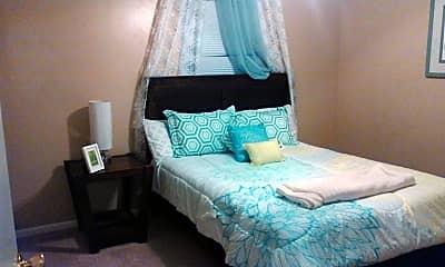 Bedroom, Stratford Place, 2