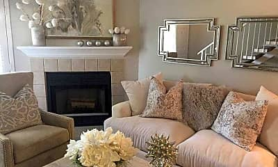 Living Room, Highland Ridge, 2