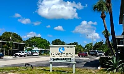 Riverpark Apartments, 1