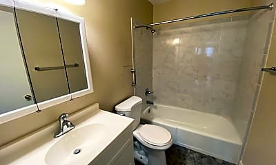 Bathroom, 111 S Catherine St, 2