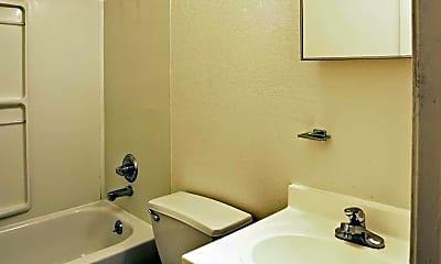 Bathroom, Stewart Stream, LP, 2
