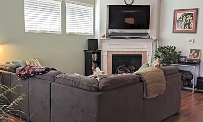 Living Room, 1677 Ames Ct, 1