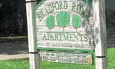 Bradford Ridge Apartments, 1