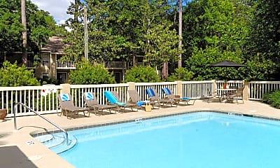 Pool, Buccaneer Trace, 2
