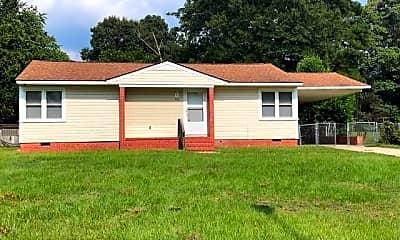 Building, 813 Poplar Dr, 1