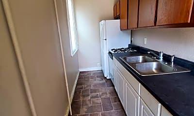 Kitchen, 804 Brown St, 1