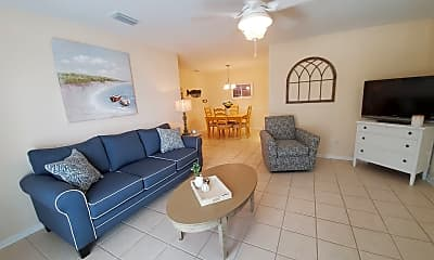 Living Room, 2100 W Beach Dr, 1
