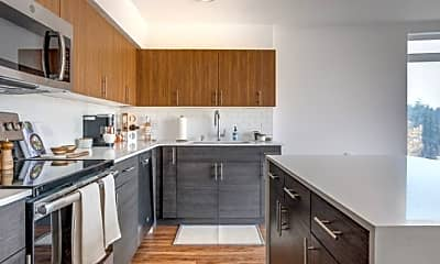 Kitchen, Mysa Apartments, 0