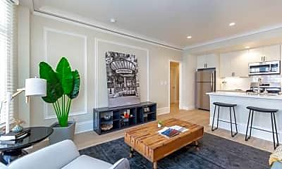 Living Room, 847 Pine St, 1