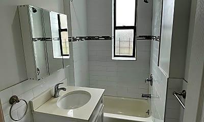 Bathroom, 501 W 167th St II6, 2