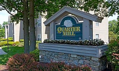 Community Signage, Quarter Mill, 2