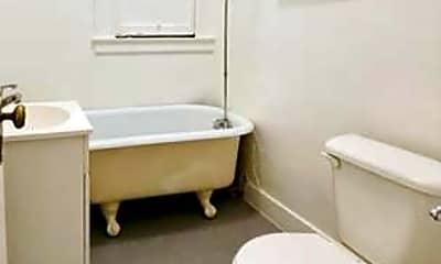 Bathroom, 1207 Bush St, 2
