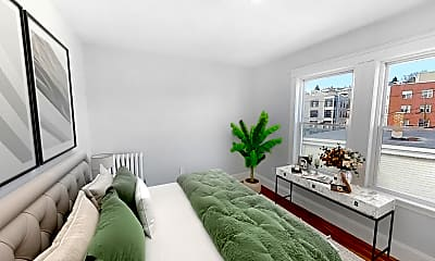 Bedroom, 52 Mansfield St #1, 0