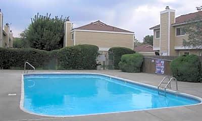Pool, 1058 Bradley Square, 2