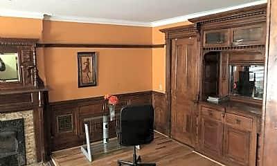 Living Room, 657 Jefferson Ave, 1