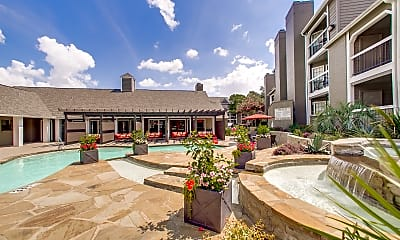 Pool, Arbors Of Las Colinas, 1