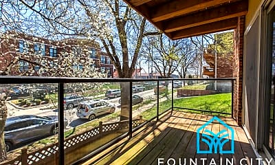 Patio / Deck, 4618 Holly St, 0
