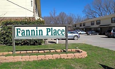 Community Signage, 922 Fannin St, 0