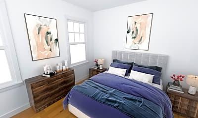 Bedroom, 155 Summer Street, Unit 12AR, 0