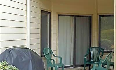 Patio / Deck, 167 Longstreet Dr, 2