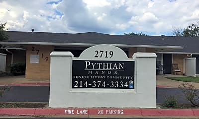Pythian Manor Inc., 1