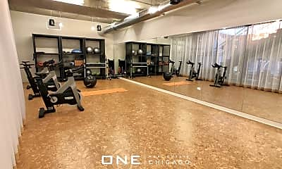 Fitness Weight Room, 724 W Couch Pl, 2