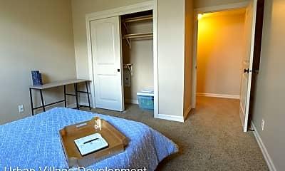 Bedroom, 3007 Jackson Street, 1