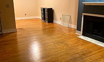 Living Room, 1528 Rodman St, 1