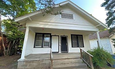 Building, 1407 W Long 17th St, 0