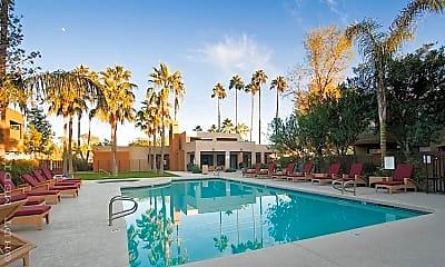 Pool, 3500 N Hayden Rd 2205, 1