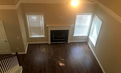 Living Room, 4405 Moss Spring Drive, 1
