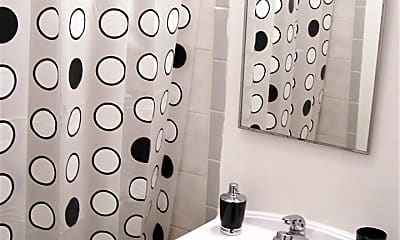 Bathroom, 410 Washington St 1, 2