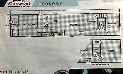 Fleetwood Trailor.JPG, 8780 Smithfield Apartment Lane Lot 23, 2