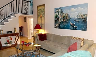 Living Room, 832 Green St 1, 0