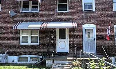 Building, 929 1st St, 1
