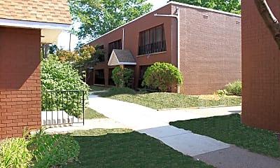 Building, Lansdale Village Apartments, 1