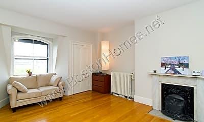 Living Room, 20 Commonwealth Avenue, 0